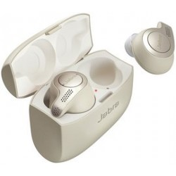 In-ear Headphones | Jabra Elite 65T In-Ear Wireless Headphones - Gold Beige