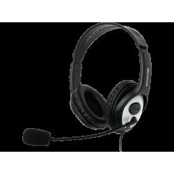 MICROSOFT LifeChat LX3000 USB headset JUG-00014