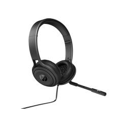 HP USB 500 Mikrofonlu Kulaküstü Kulaklık