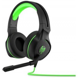 Laptop and PC headsets | HP Pavilion 400 Gaming Headset - Green