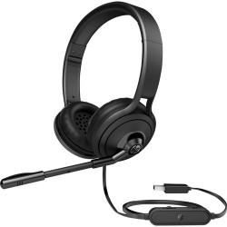 Hp USB Kulaküstü Kulaklık 1NC57AA