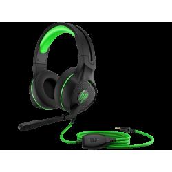 HP Pavilion 400 Headset (4BX31AA) - zöld/fekete