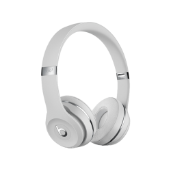 BEATS Solo 3 Wireless Headphones Satin Silver