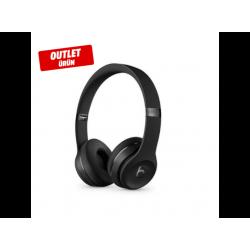 BEATS MP582EE/A Solo 3 Wireless Kablosuz Kulak Ustü Kulaklık Mat Siyah Outlet 1195403