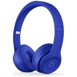 Beats by Dre Solo 3 Wireless On-Ear Headphones- Break Blue