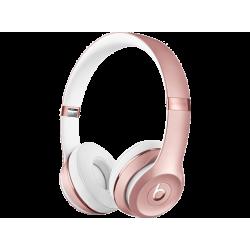 BEATS Solo 3 Wireless Headphones Rose Gold