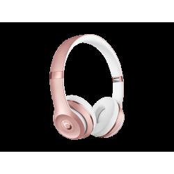 BEATS Solo 3 - Bluetooth Kopfhörer (On-ear, Rose Gold)