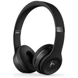 Beats by Dre Solo 3 On-Ear Wireless Headphones - Black