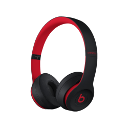 BEATS Solo 3 Wireless Decade Collection Defiant Black-Red