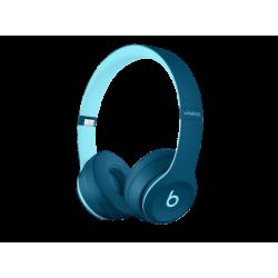 BEATS Solo3, On-ear Kopfhörer Bluetooth Blau