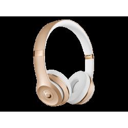 BEATS SOLO3 wireless bluetooth fejhallgató, arany