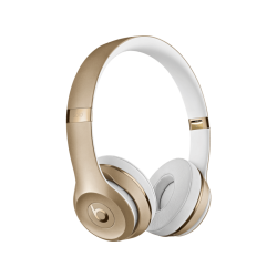 BEATS Solo3 Wireless - Bluetooth Kopfhörer (On-ear, Gold)