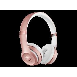 BEATS SOLO3 wireless bluetooth fejhallgató, rozé-arany