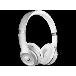 BEATS SOLO3 wireless bluetooth fejhallgató, ezüst