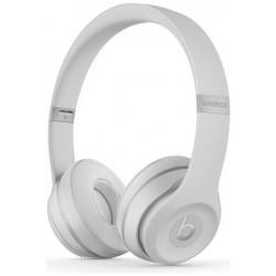 Beats by Dre Solo 3 On-Ear Wireless Headphones - Matt Silver