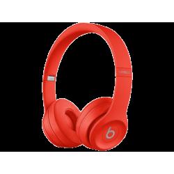 BEATS SOLO3 Bluetooth fejhallgató, piros