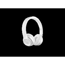 BEATS Solo3 Wireless - Bluetooth Kopfhörer (On-ear, Weiß lackiert)