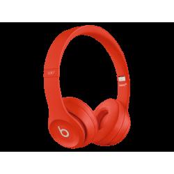 BEATS Solo3 Wireless - Bluetooth Kopfhörer (On-ear, Rot)