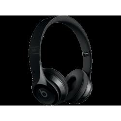 BEATS Solo3 Wireless - Bluetooth Kopfhörer (On-ear, Schwarz lackiert)
