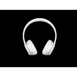 BEATS Solo 3 Wireless, On-ear Kopfhörer Bluetooth Lackweiß