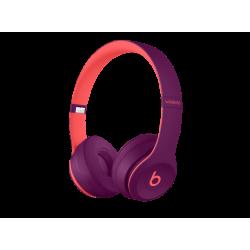 BEATS Solo3, On-ear Kopfhörer Bluetooth Magenta/Pink