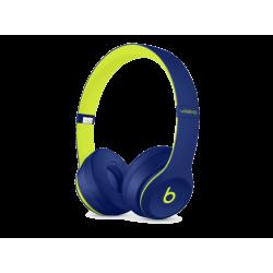 BEATS Solo 3 Wireless POP Serisi Kablosuz Kulak Üstü Kulaklık Denim (MRRF2EE/A)