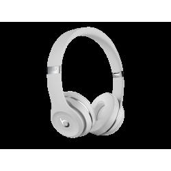 BEATS Solo3 Wireless - Bluetooth Kopfhörer (On-ear, Satin Silber)