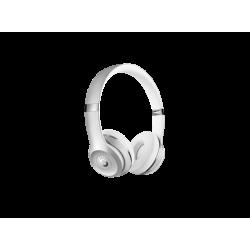 BEATS Solo3 Wireless - Bluetooth Kopfhörer (On-ear, Silbergrau)