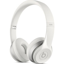 BEATS | Beats Solo2 On-Ear Beyaz Kablolu Kulaklık MH8X2ZE.B