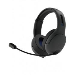 Bluetooth & Wireless Headsets   PDP LVL50 Wireless PS4, PC Headset - Grey