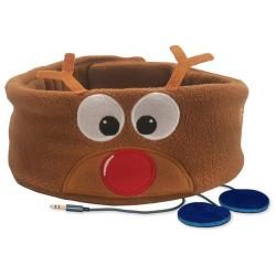 Kids' Headphones   Snuggly Rascals Kids Over-Ear Headphones - Reindeer
