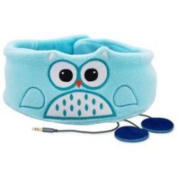 Kids' Headphones   Snuggly Rascals Owl Kids Headphones