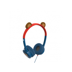 Kids' Headphones   IFROGZ Little Rockerz - Kinderkopfhörer (On-ear, Blau/Rot)