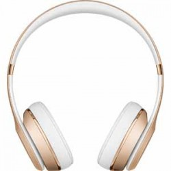 Beats Solo3 Wireless On-Ear Headphones Satin Gold
