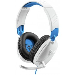 Headsets | Turtle Beach Recon 70P PS4, Xbox One, PC Headset - White