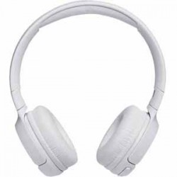 JBL Tune 500BT White On Ear Headphone Bluetooth Wireless Headphone One Button Remote Speakerphone