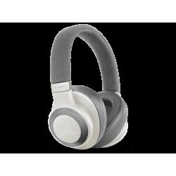 JBL E65 BT zajszűrős bluetooth fejhallgató, fehér