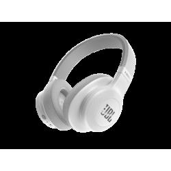 JBL E55BT, Over-ear Kopfhörer Bluetooth Weiß