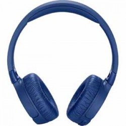 JBL Wireless Active Noise-Cancelling On-Ear Headphones - Blue