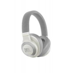 E65BTNC Kablosuz Mikrofonlu Kulak Üstü ANC Özellikli Kulaklık Beyaz