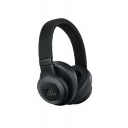 E65BTNC Kablosuz Mikrofonlu Kulak Üstü ANC Özellikli Kulaklık Siyah