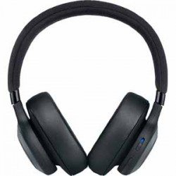 JBL Wireless Over-Ear Noise-Cancelling Headphones - Black