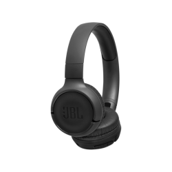 JBL T500BT bluetooth fejhallgató, fekete