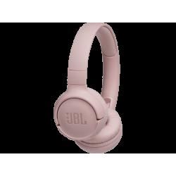 JBL T500BT bluetooth fejhallgató, rózsaszín