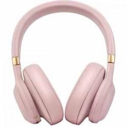 JBL E55BT Quincy Edition Wireless Over-Ear Headphones - Rosegold