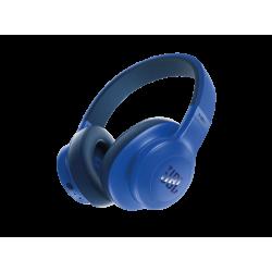 JBL E55BT - Bluetooth Kopfhörer (Over-ear, Blau)