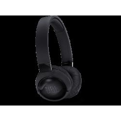 JBL Casque audio sans fil Tune 600 Bluetooth Noisecancelling Noir (JBLT600BTNCBLK)