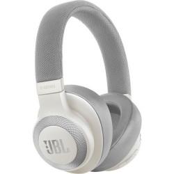 JBL E65BTNC Aktif Gürültü Önleyici Mikrofonlu Kablosuz Kulaklık Beyaz