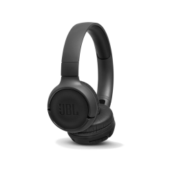 JBL Casque audio sans fil Tune 500 Bluetooth Zwart (JBLT500BTBLK)
