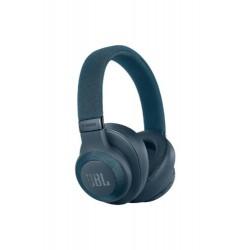 E65BTNC Kablosuz Mikrofonlu Kulak Üstü ANC Özellikli Kulaklık Mavi